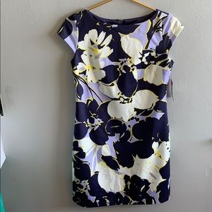 Vince Camuto NWT Navy Blue Dress